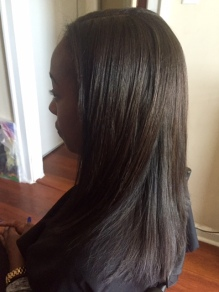 Sew In, Cut to Style,