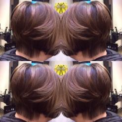 Hair cut x Blow Dry