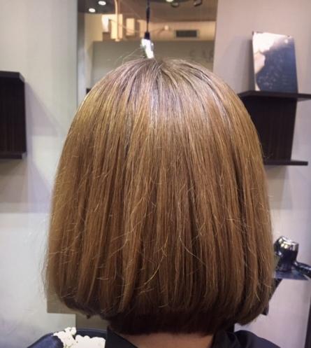 Wash x Hair cut x Blow dry