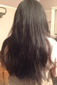 Sew in x Relaxed prior, x Cut for Volume