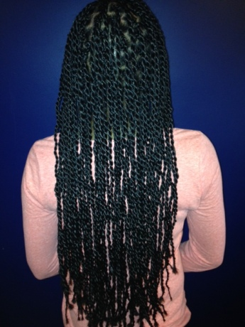 Senegalese Twist Great protective style