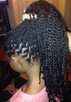 Senegalese Twist x Great protective style