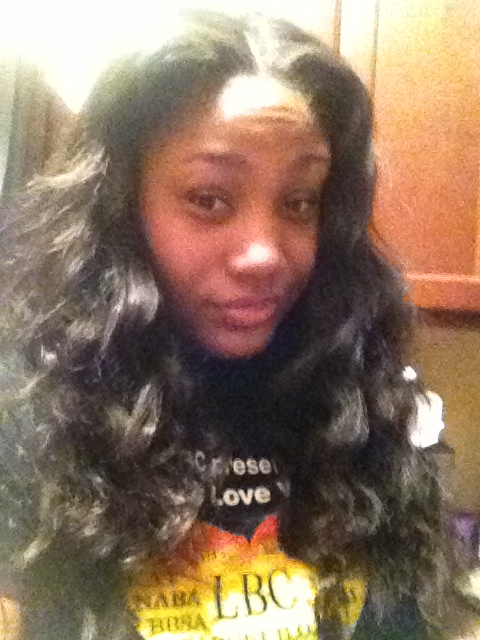 Sew In x Wand Wave