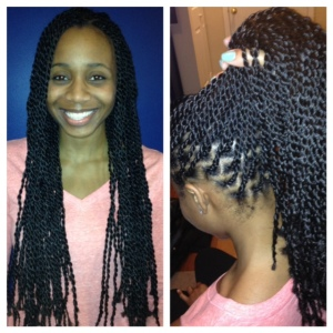 Senegalese Twist $125