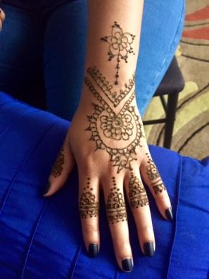 NYE Henna
